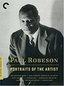 Paul Robeson: Portraits Of An Artist