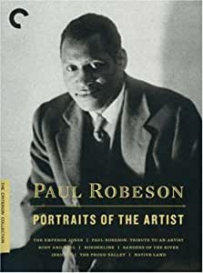 Paul Robeson: Portraits of the Artist (The Criterion Collection)