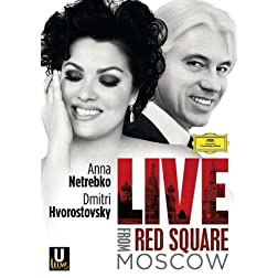 Live From Red Square Moscow [Blu-ray]