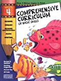 img - for By School Specialty Publishing Comprehensive Curriculum of Basic Skills: Grade 4 (Workbook) book / textbook / text book