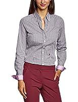 Seidensticker Damen Slim Fit Bluse WASHER CITY-BLUSE 1/1- 119321