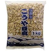 信濃雪 こうや豆腐みそ汁用 1kg