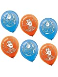 Toy Story Printed Latex Balloons- Assorted Colors