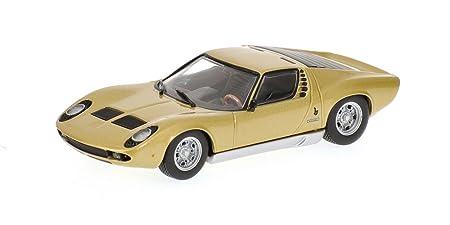 Lamborghini Miura S 1969 (Gold) (japan import)