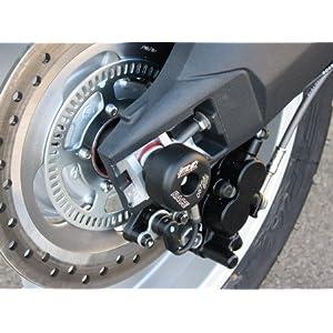 【クリックで詳細表示】GSG Mototechnik TRIUMPH 2007'年式以降 Tiger 1050 / TT600 / 2000'~2004'年式 Sprint RS 用 リア アクスルスライダー: カー&バイク用品