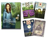 img - for The Pagan Lenormand Oracle by Gina M. Pace (2014-09-08) book / textbook / text book