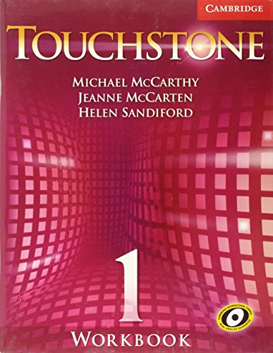 Touchstone: Workbook, Level 1