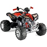 Power Wheels Kawasaki KFX, Chrome Accents