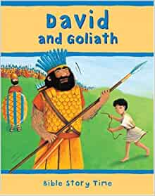 David and Goliath (Bible Story Time): Sophie Piper ...