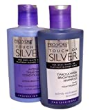 Touch Of Silver 150ml, 2 Twice A Week Shampoos + 2 Intensive Treatment Conditioners