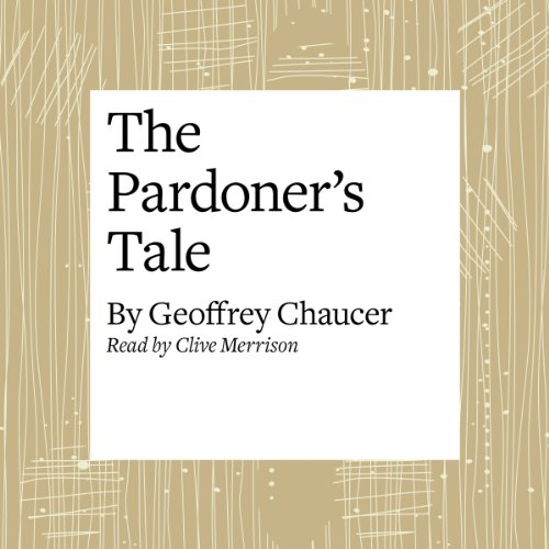 Download The Canterbury Tales: The Pardoner's Tale (Modern Verse Translation)