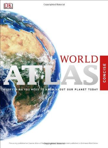Concise World Atlas (Sixth Edition)