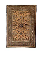 L'Eden del Tappeto Alfombra Azerbaijan Marrón 160  x  115 cm