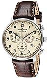[ツェッペリン]ZEPPELIN 腕時計 Hindenburg アイボリー文字盤 7086-4 メンズ 【並行輸入品】