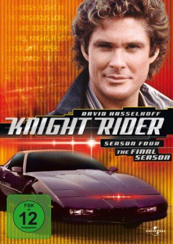 Knight Rider - Season Four: The Final Season [6 DVDs]