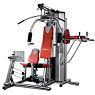 Top BH Fitness Global Multi Gym - Leg Press & Dipping Tower | 100kg Weight Stack -image