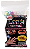 Colorful Loom Bandz 600 RAINBOW GLITT…