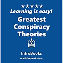 Greatest Conspiracy Theories Audiobook by  IntroBooks Narrated by Andrea Giordani