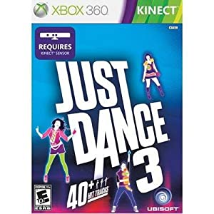 Just Dance 3 - complete package