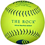 Trump® MP-ROCK-11-UY The Rock® Series 11 inch 44/400 USSSA Composite Leather Softball (Sold by the DZ.)
