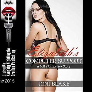 Elizabeth's Computer Support Audiobook