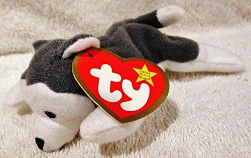 Nook the Husky - McDonald's Ty Teenie Beanie MIP - 1999 #11 - 1