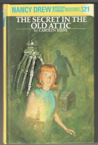 The Secret in the Attic (Nancy Drew Mystery Stories)
