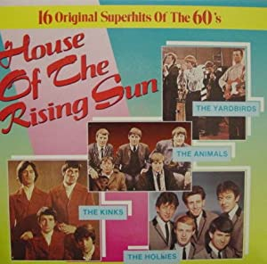 Of The 60's - House Of The Rising Sun - Duchesse Records - LP 152009