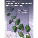 Financial Accounting and Reporting with MyAccountinglabby Mr Barry Elliott