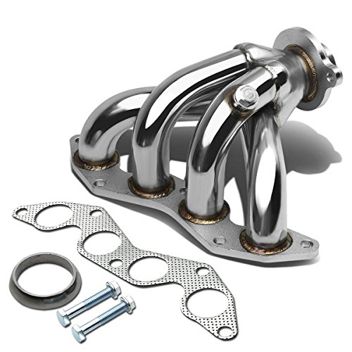 Honda Civic Performance Stainless Steel Exhaust Header Kit EX EM ES EP (Honda Civic 2003 Headers compare prices)