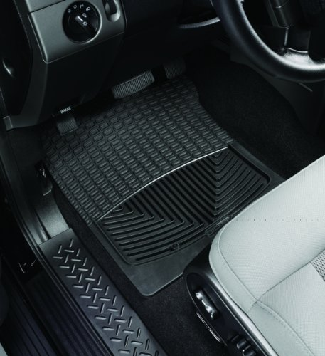 WeatherTech - W39-W20 - 2006-2010 Pontiac G6 Black All Weather Floor Mats Rows 1 2 (Weathertech Floor Mats Pontiac G6 compare prices)