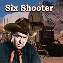 Battle at Tower Rock  by Six Shooter Narrated by James Stewart