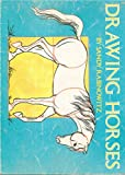 img - for Drawing horses book / textbook / text book