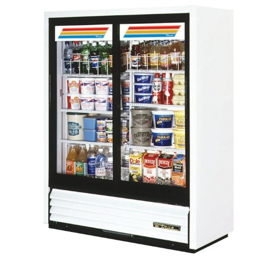 True Double Door Refrigerator front-466758
