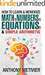 How To Learn And Memorize Math, Numbe...