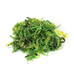 Chuka Wakame - Seasoned Sesame Seaweed Salad 4.4 Lb. - NO MSG