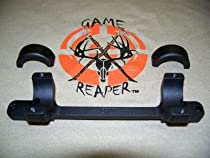 Game Reaper Remington 700-Long Action-Low Mount (Black)