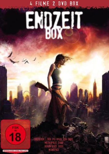 Endzeit Box Vol. 2 [4 DVDs]