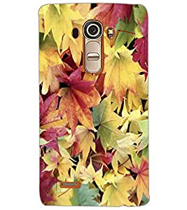 LG G4 FLOWERS Back Cover by PRINTSWAG