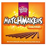 Nestle Quality Street Matchmakers Zingy Orange 151G