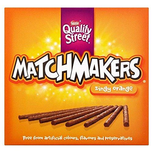 Nestle Quality Street Matchmakers - Zingy Orange (151G)