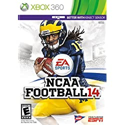 Game NCAA (Xbox 360) —  NCAA Football 14 [electronic resource].