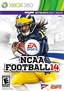 NCAA Football 14 - Xbox 360 by Electronic Arts