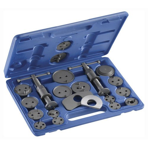 Britool Expert 18 Piece Brake Calliper Wind Back Tool Set