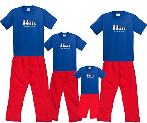 Matching Pajamas For The Family front-638097