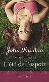 echange, troc Julia London - Cedar Springs, Tome 2 : L'été de l'espoir