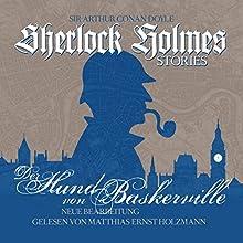 Der Hund von Baskerville (Sherlock Holmes Stories) Hörbuch von Arthur Conan Doyle Gesprochen von: Matthias Ernst Holzmann