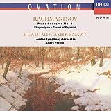 Rachmaninov: Piano Concerto No.2 / Rhapsody on a Theme of Paganini