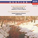 Rachmaninov: Piano Concerto No.2 / Rhapsody on a Theme of Paganini