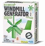 4M Green Science Windmill Generator